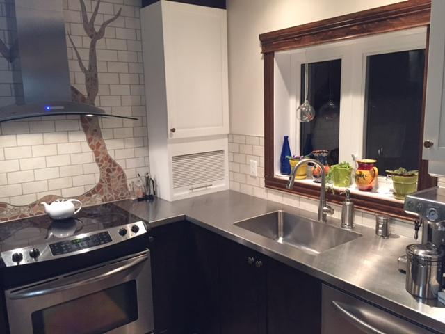 comptoir de cuisine 2